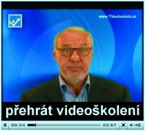 Přehrajte si videoškolení řidičů referentů