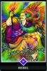 výklad karet - osho zen tarot - Rebel